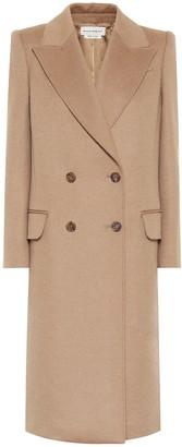 Alexander McQueen Camel hair coat