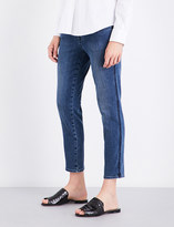 J Brand Sadey skinny mid-rise jeans
