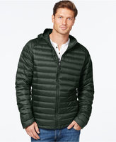 32 Degrees Packable Hooded Down Jacket