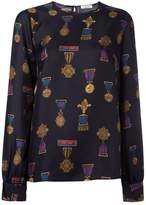 P.A.R.O.S.H. 'Soldier' blouse