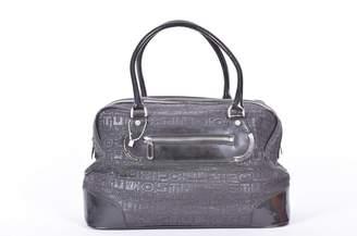 Pollini Black Leather Handbags