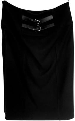 Ralph Lauren Navy Wool Skirt for Women
