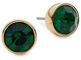 Kate Spade Circle Stone Stud Earrings