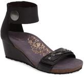 Aetrex Women's Becca Cuff Wedge Sandal