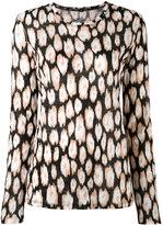 Proenza Schouler Long sleeve T-Shirt - women - Cotton - M