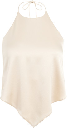 Alice + Olivia Frenchie Handkerchief Halter Top