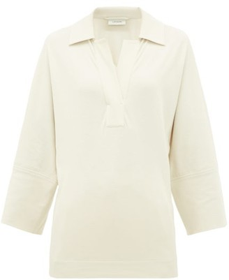 Lemaire Wide-sleeve Top - Womens - Ivory
