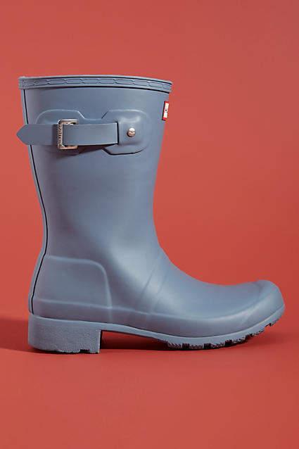 Hunter Boots Short Rain Boots