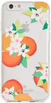 Kate Spade Orange Blossoms iPhone 6/7 Case