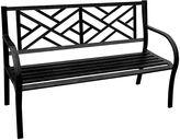 JCPenney JORDAN MANUFACTURING Vine Steel Park Bench