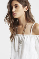 BCBGeneration Charming Layers Necklace