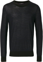 Joseph striped jumper - men - Merino - S