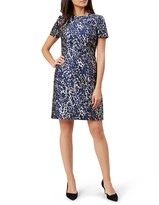 Hobbs London Kayla Printed Shift Dress