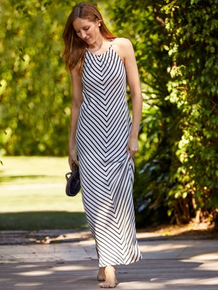 J.Mclaughlin Lia Maxi Dress in Stripe