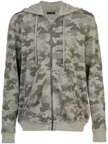 ATM Anthony Thomas Melillo camouflage hoodie