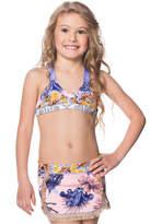 Maaji Swimwear Cotton Lilac Skirt