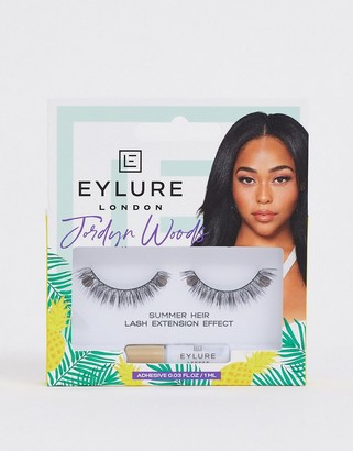 Eylure Lashes X Jordyn Woods Summer Heir