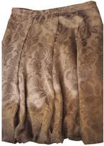 Armani Collezioni Grey Skirt for Women