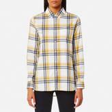 Barbour Women's Newton Shirt Sun Gold