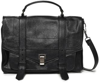 Proenza Schouler Textured-leather Shoulder Bag