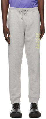 Helmut Lang Grey Masc Sweatpants