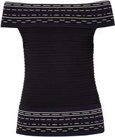 Ted Baker Hanyie Knitted Bardot Top