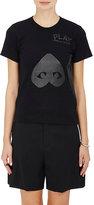 Comme des Garcons Women's Heart Cotton T-Shirt