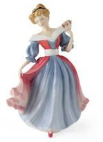 Royal Doulton Amy 1991 Figure of the year