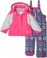 Carter's Heavyweight Active Snowsuit (Toddler) - Black - 2T