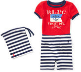 Ralph Lauren Nautical Cotton Sleep Set