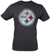 '47 Men's Pittsburgh Steelers Logo Scrum T-Shirt