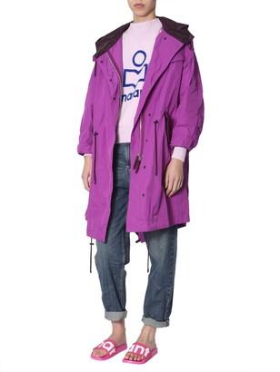Etoile Isabel Marant Hooded Long Coat