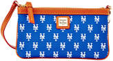 Dooney & Bourke New York Mets Large Wristlet