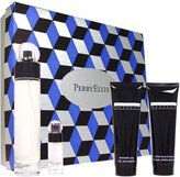 Perry Ellis Reserve by for Men 4 Piece Set Includes: 3.4 oz Eau de Toilette Spray + 3.0 oz Shower Gel + 3.0 oz After Shave Balm + 0.25 oz Eau de Toilette Spray