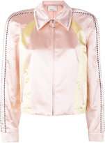3.1 Phillip Lim Western beaded-collar jacket - women - Silk/Cotton/Viscose - 4