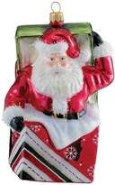 Kurt Adler Polonaise Santa Box Ornament