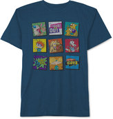 JEM Men's Nickelodeon Graphic-Print T-Shirt