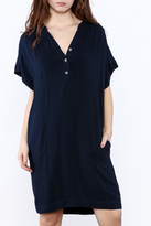 Sam&lavi Sam & Lavi Navy Oversized Dress