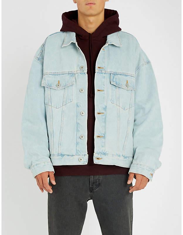 Yeezy Season 5 denim jacket