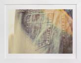 Minted Blue Jean Summer Art Print