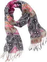 Old Navy Girls Patterned Gauze Scarves