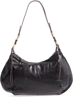 Hobo Lennox Leather Shoulder Bag
