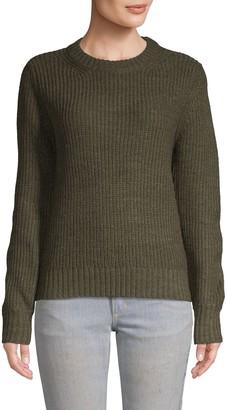 Sanctuary Open Back Sweater