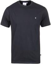 Money Diamond Navy Crew Neck T-shirt