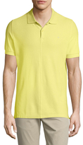 J. Lindeberg Solid Polo Shirt