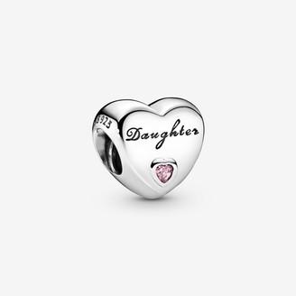 Pandora Daughter Heart Charm