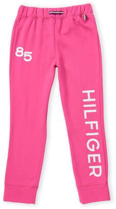 Tommy Hilfiger Girls 7-16) Beetroot Purple '85 Fleece Pants