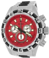 Roberto Bianci Men's 7064ttgun_red Pro Racing Watch