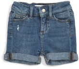 DL1961 Infant Girl's Kaley Stretch Denim Shorts