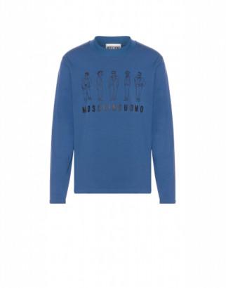 Moschino Cotton T-shirt Uomo